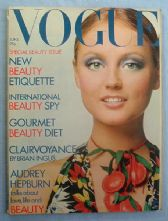 Vogue Magazine - 1971 - June